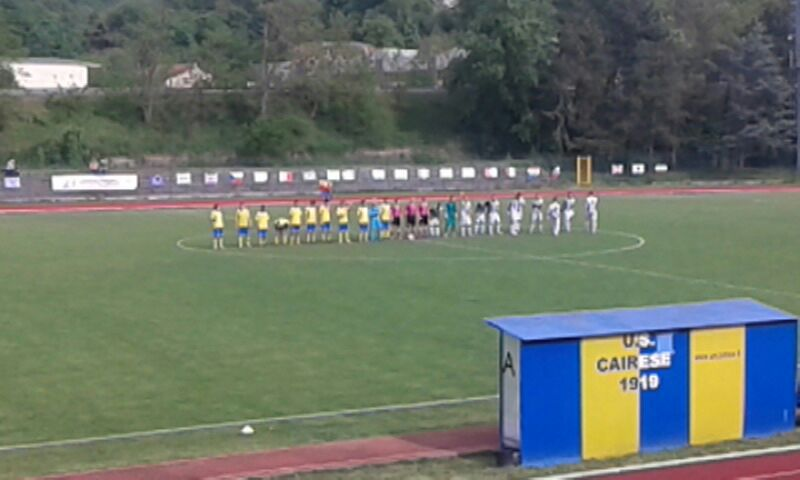 Play out Eccellenza: CAIRESE – RAPALLO