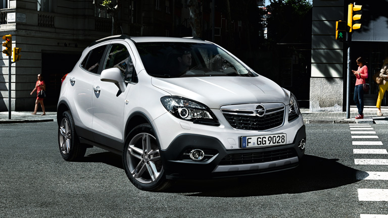 opel mokka x il suv per gli sportivi. Black Bedroom Furniture Sets. Home Design Ideas