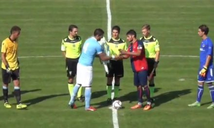 VIDEO COPPA ITALIA SERIE D: U.SANREMO-SESTRI LEVANTE 1-0