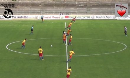 VIDEO: MASSESE-FINALE 1-2 Serie D Girone E