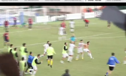 VIDEO: REAL FORTE QUERC.-SESTRI LEVANTE 2-1. Serie D Girone E