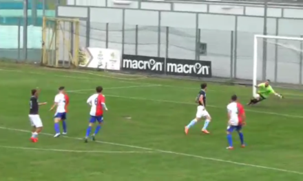 VIDEO: U.SANREMO-GHIVIZZANO 4-1 Serie D Girone E