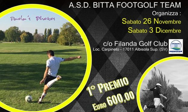 Evolution Footgolf Cup
