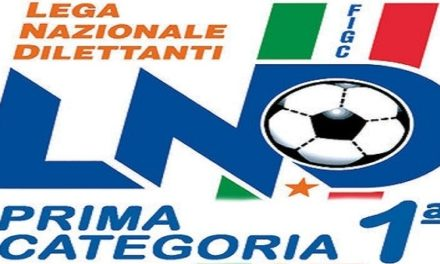 Prima Categoria, verso il secondo turno di Coppa Liguria