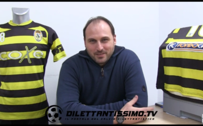 AMEDEO DI LATTE: I maestri del calcio Ligure