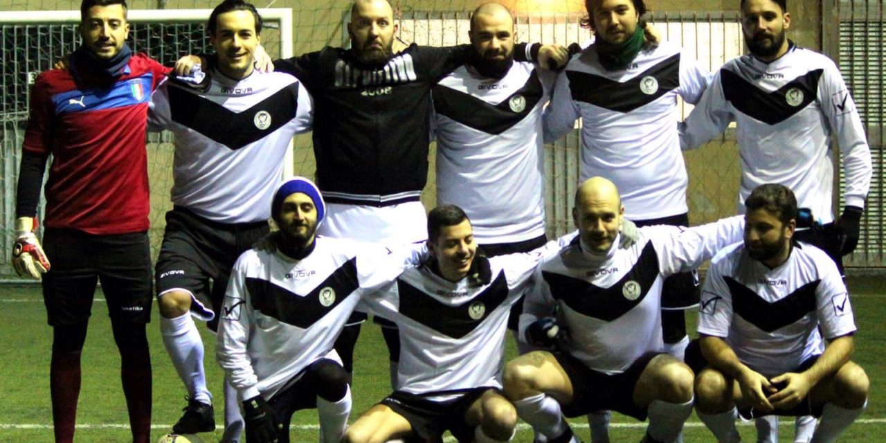 CALCIO a 7, partono i play off