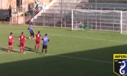 VIDEO Coppa Italia. IMPERIA – VENTIMIGLIA 2-1