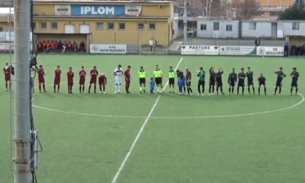 VIDEO COPPA ITALIA: BUSALLA-SAMMARGHERITESE 1-2