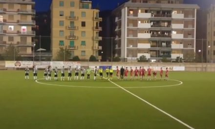 VIDEO COPPA ITALIA: RAPALLO-MOCONESI 3-2