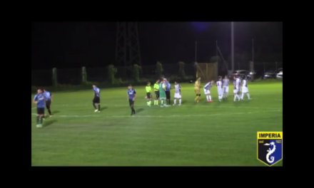 VIDEO COPPA ITALIA: ALBENGA – IMPERIA 1-3