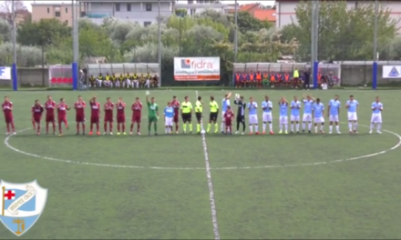 VIDEO SINTESI: ALBISSOLA-SANREMESE 1-0