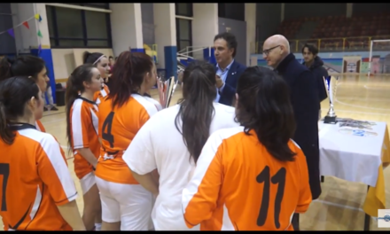 VIDEO: VARAZZE FINAL FOUR Coppa Italia serie C femminile FUTSAL  LIGURIA