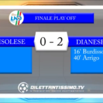 VIDEO: DIANESE&GOLFO-ISOLESE 2-0 play Off finale