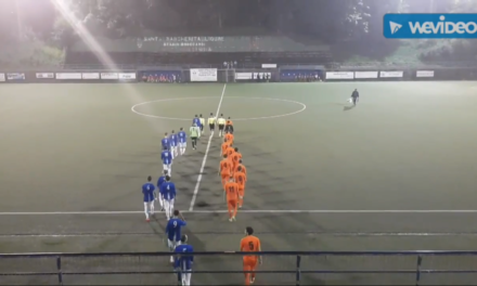 VIDEO: SAMMARGHERITESE- RAPALLO 2-2. Coppa Italia