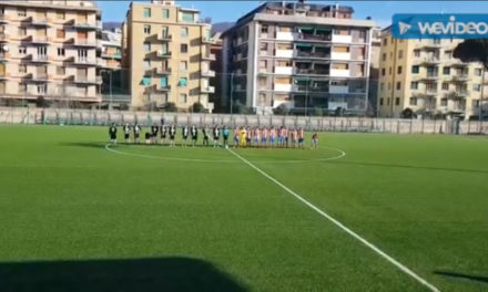 VIDEO: RUENTES – BOGLIASCO 3-0