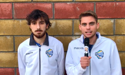 Intervista post partita: Loddo Attaccante Rupinaro Sport