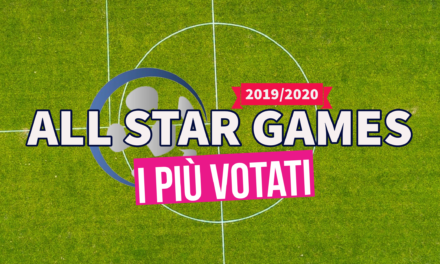 ALL STAR GAMES: i piu' votati di PRIMA B