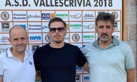 Vallescrivia: Luca Nannini nuovo Team Manager