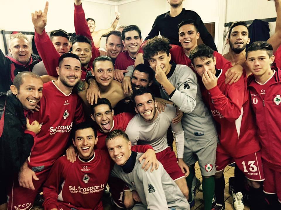 Il Moconesi si laurea campione in Promozione girone B