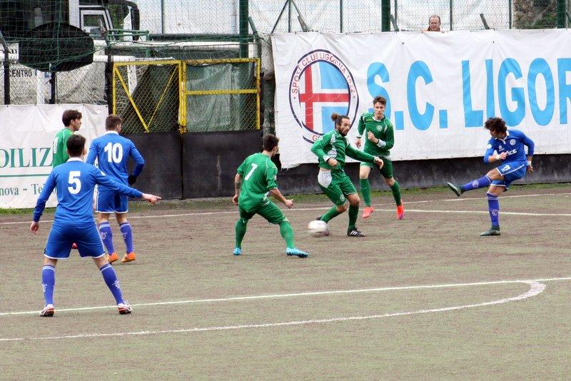 Video: Ligorna-Real Forte Quercia 1-0. Serie D Girone E
