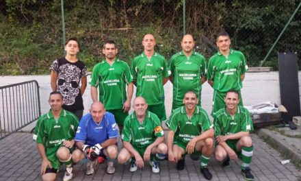 Il Torneo over 40 del MEETING CLUB