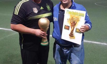 MUNDIALITO: vince l'ECUADOR!!!