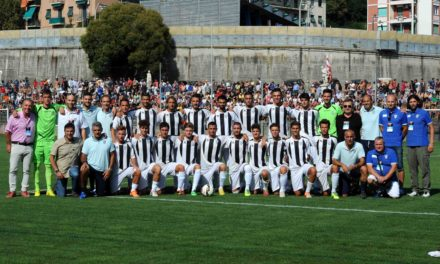 VIDEO: LAVAGNESE- REAL FORTE QUERCETA 1-0. Serie D Girone E