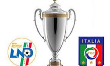 ECCELLENZA: COPPA ITALIA 2a Giornata Risultati LIVE