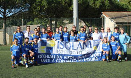 Qui Isolani – Rezzovalli: «Il mercato? Siamo a caccia di una punta e un centrocampista»