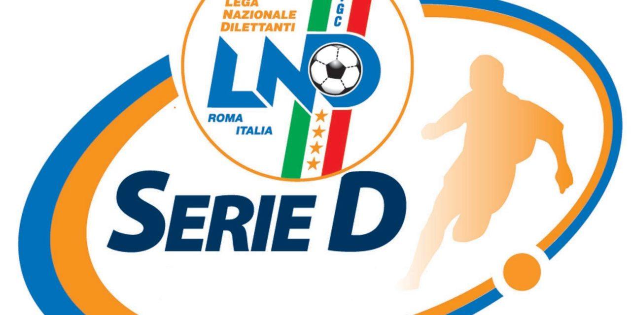 DIRETTA LIVE – Serie D: tutte le formazioni e i marcatori della 2ª giornata
