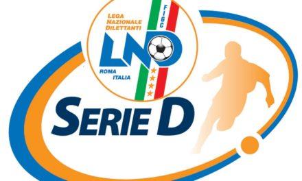 DIRETTA LIVE – Serie D: Le formazioni e i marcatori della 21ª giornata