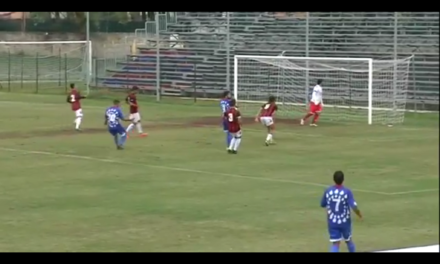 VIDEO: GAVORRANO – ARGENTINA 2-1 Serie D Girone E
