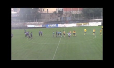 VIDEO: IMPERIA – RIVAROLESE 3-1. ECCELLENZA 23/10/2016