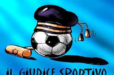 Giudice Sportivo, gli squalificati in Prima Categoria