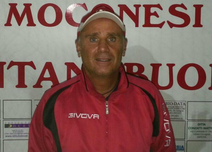Mauro Foppiano fa il pompiere: «Voglio un Moconesi coi piedi saldi per terra»