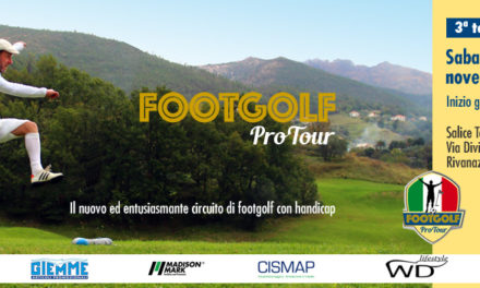 Footgolf Pro Tour.