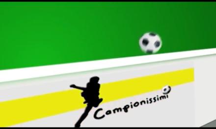 CAMPIONISSIMI: la 1ª Puntata. RIVAROLESE 2007, LIGORNA 2005, SAN FRUTTUOSO 2010, ATHLETIC 2007