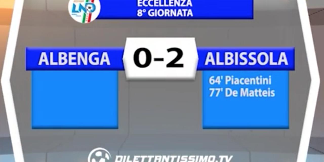 ALBENGA – ALBISSOLA   ECCELLENZA LIGURE