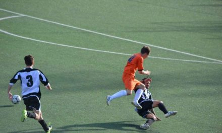 Il primo gol in Eccellenza di FABIO FERRARI
