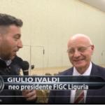GIULIO IVALDI DOMENICA 25 ospite A DILETTANTISSIMO