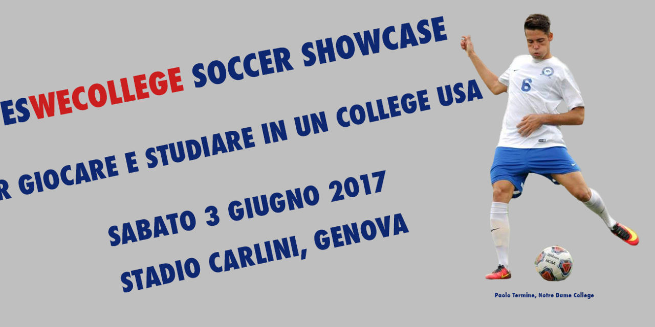 YES WE COLLEGE SHOWCASE