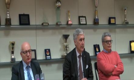VIDEO: INTERVISTA ESCLUSIVA al Presidente LND ITALIA  SIBILIA