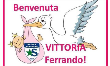 Benvenute, Vittoria Ferrando e Matilde Rotunno!