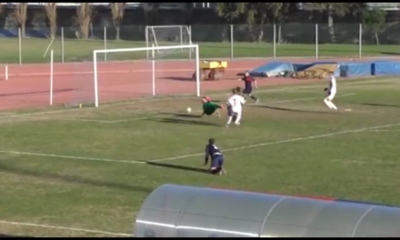 Genova calcio-Vado: la partita che vale una stagione
