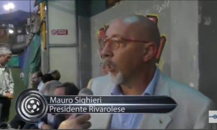 """RIVAROLESE, SIGHIERI: """"Paghiamo la volontà di ricercare un calcio genuino"""""""