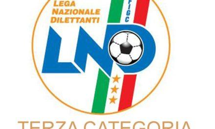 3ª CATEGORIA: nel prossimo campionato ISCRIZIONI GRATUITE!!! MATERIALE TECNICO OMAGGIO!
