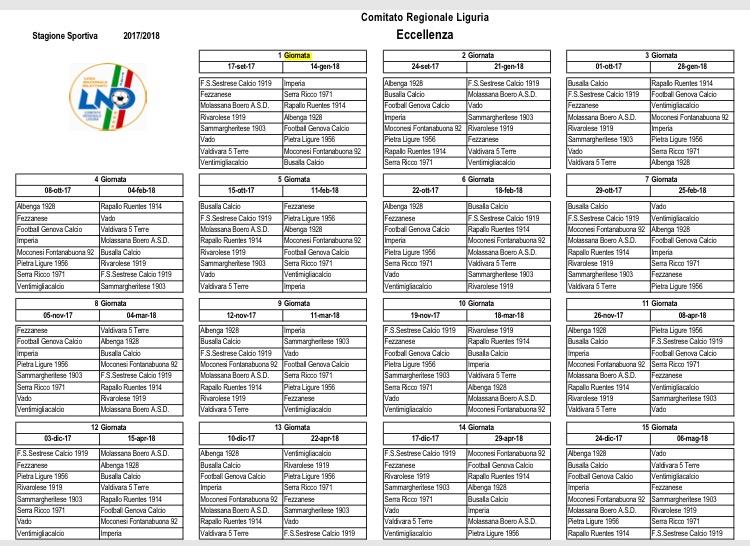Calendario Eccellenza Rugby.Calendario Eccellenza Calendario 2020
