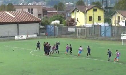 VIDEO: BUSALLA – MOLASSANA 0-0. Coppa Italia 10/09/2017