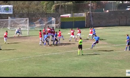 VIDEO: SANREMESE-SCANDICCI 1-0. Serie D Girone E