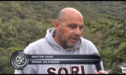 SORI: PINO ALFANO nel post partita MARASSI – SORI 2-0